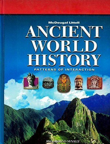 9780618376810: McDougal Littell World History: Patterns of Interaction: Teacher Edition Grades 9-12 Ancient World History 2005