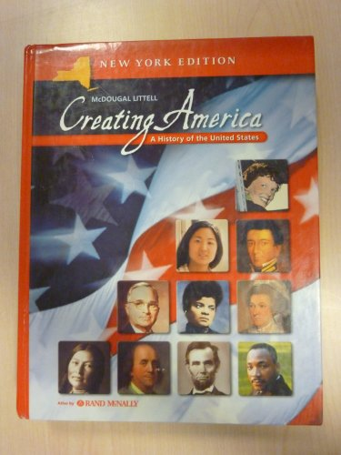 Creating America N Y Edition: Garcia, Jesus