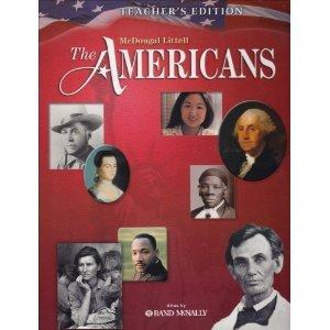 9780618377343: Mcdougal Littell,the Americans, Teacher's Edition