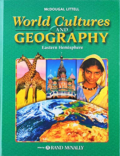 9780618377442: World Cultures and Geography: Eastern Hemisphere: Student Edition © 2005 2005