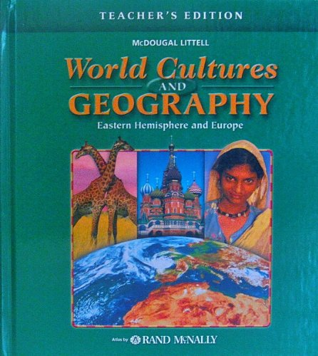 9780618377473: World Cultures and Geography: Eastern Hemisphere [Hardcover] by