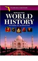 9780618377688: McDougal Littell World History: Patterns of Interaction (Florida Edition)