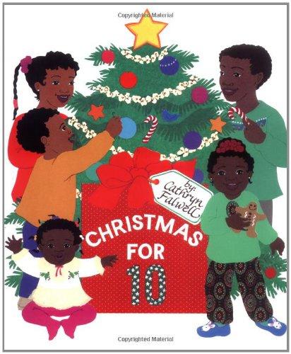 9780618378364: Christmas for 10