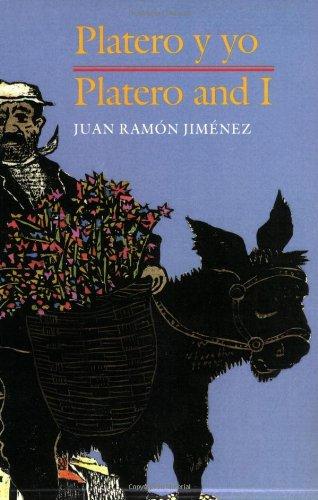 Platero Y Yo Platero & I: Juan Ramon Jimenez