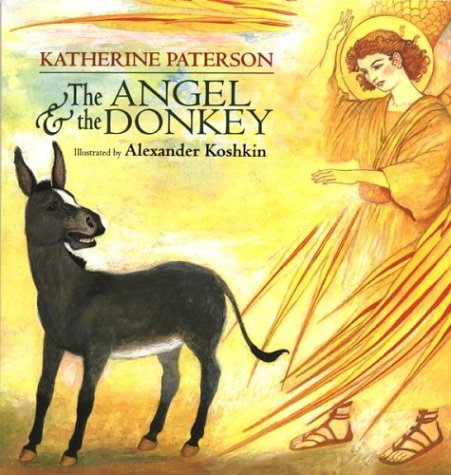 9780618378401: The Angel and the Donkey