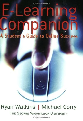 9780618379705: E-learning Companion: A Student's Guide to Online Success