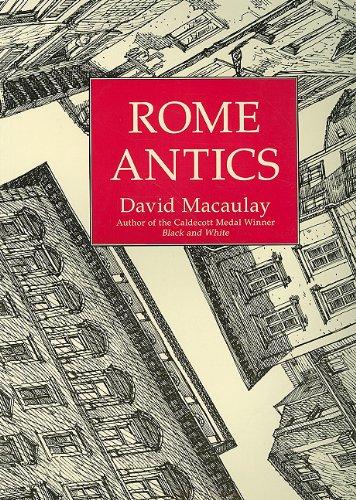 9780618380077: Rome Antics