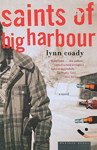 9780618380459: Saints of Big Harbour: A Novel