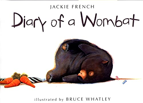 9780618381364: Diary of a Wombat