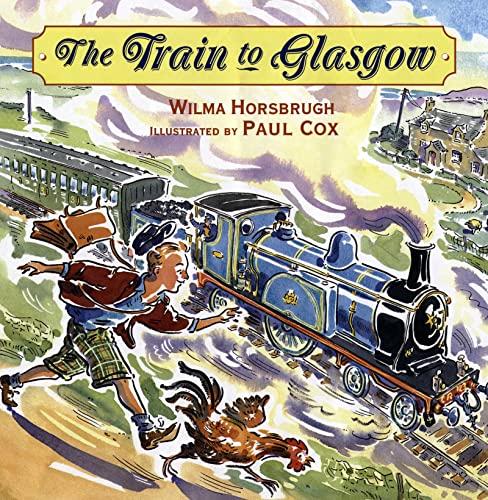 9780618381432: The Train to Glasgow