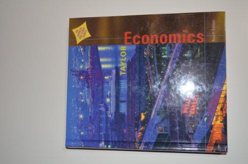9780618381913: TAYLOR Economics: For Advanced High School Courses