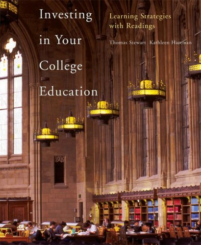 9780618382231: Investing In Your College Education