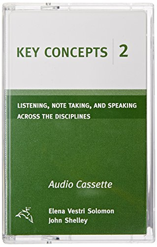 9780618382446: Key Concepts 2 Audio Cassette