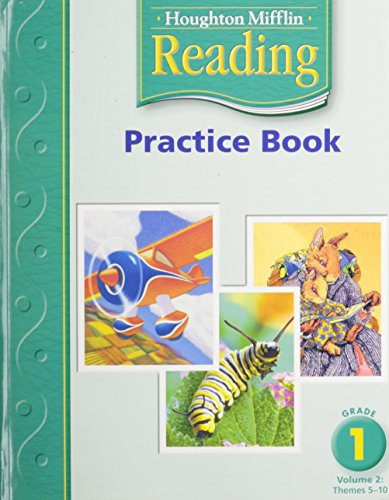 9780618384716: Reading: Practice Book, Grade 1, Vol. 2 (Houghton Mifflin Reading)
