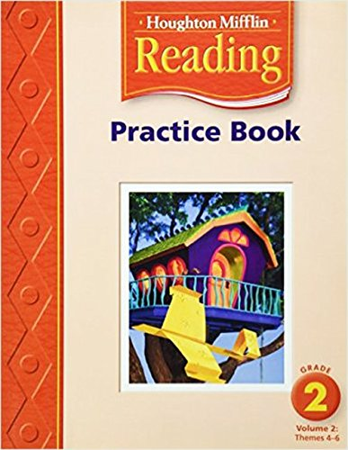 9780618384730: Houghton Mifflin Reading Practice Book: Grade 2 Volume 2