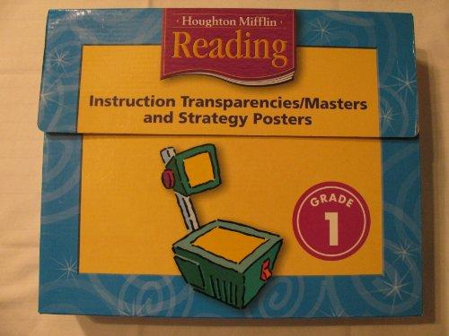Houghton Mifflin Reading, Grade 1: J. David Cooper,