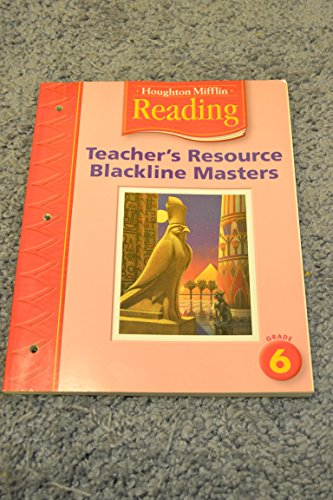9780618385171 Houghton Mifflin Reading Teacher S Resource