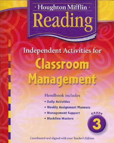 9780618385447: Houghton Mifflin Reading, Grade 3