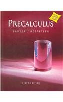 9780618386024: Precalculus AP Version with CD 6th Edition