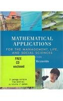 9780618386581: Mathematical Applications With Cd-rom, Seventh Edition