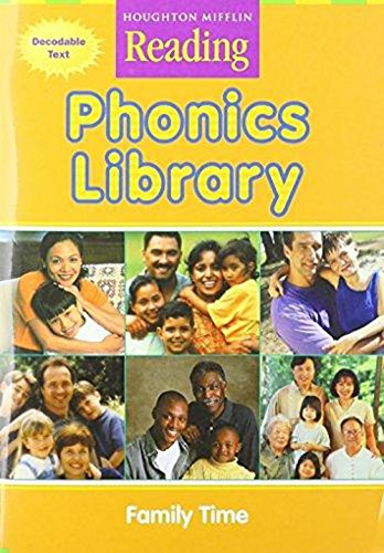 9780618387236: Houghton Mifflin Reading: Phonics Library Book (6 Stories) Grade 2 Theme 5