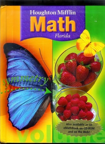 9780618388615: Mathmatics Grade 3: Houghton Mifflin Mathmatics Florida