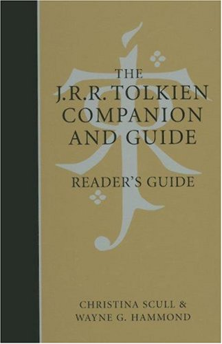 9780618391011: The J.R.R. Tolkien Companion and Guide: Reader's Guide