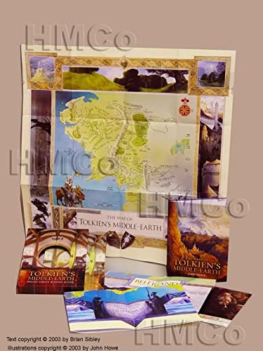 9780618391103: The Maps of Tolkien's Middle-Earth