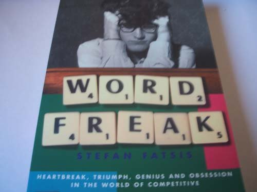 9780618392506: Word Freak
