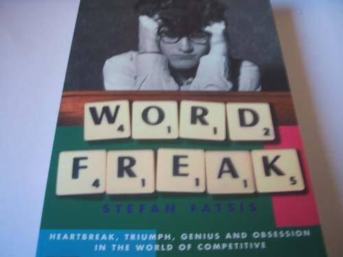 9780618392506: Word Freak
