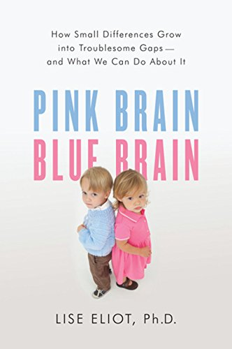 9780618393114: Pink Brain, Blue Brain: How Small Differences Grow into Troublesome Gaps- and What We Can Do About It