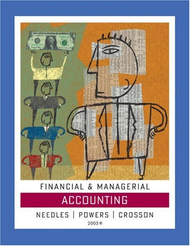 9780618393626: Financial and Managerial Accounting