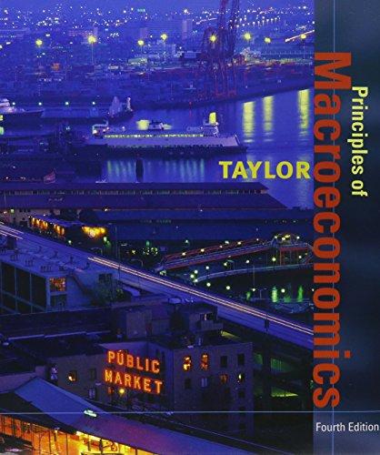 9780618393992: Princ Macroeconomics W/CD 4/e