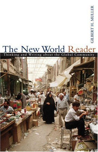 9780618395941: The New World Reader: Thinking and Writing about the Global Community