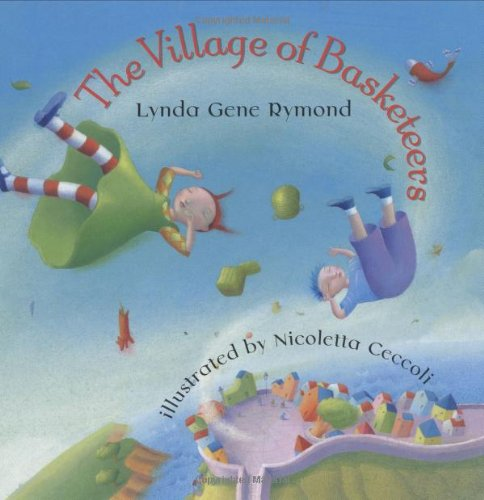 9780618396719: The Village of Basketeers