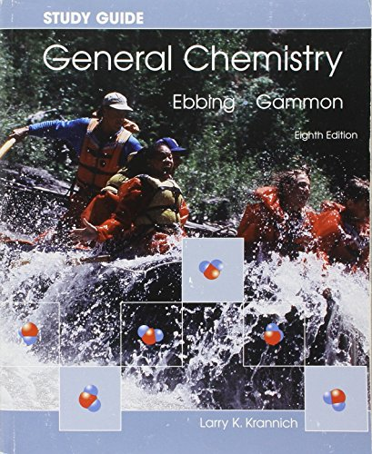 9780618399437: General Chemistry: Study Guide