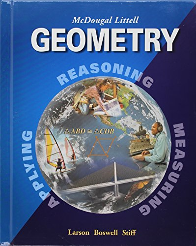 9780618400959: McDougal Littell High Geometry: Personal Student Tutor CD-ROM Bundle 2004
