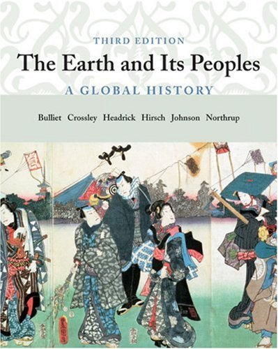 9780618403349: The Earth and Its Peoples: A Global History