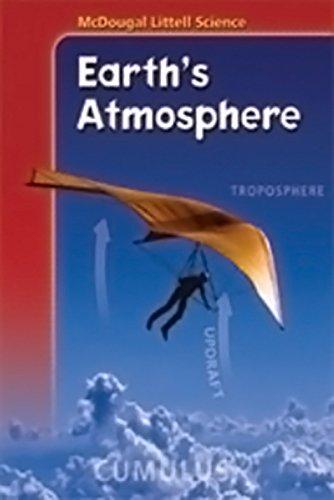 9780618406227: McDougal Littell Science: Earth's Atmosphere: Unit Assessment Book
