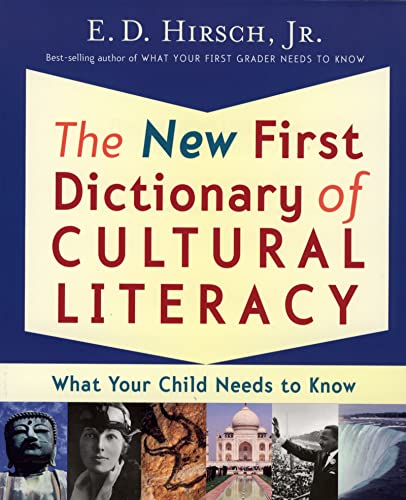 9780618408535: The New First Dictionary of Cultural Literacy: What Your Child Needs to Know