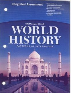 9780618409303: Integrated Assessment (McDougal Littell World History Patterns of Interaction)