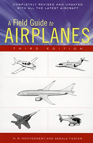 9780618411276: A Field Guide to Airplanes, Third Edition