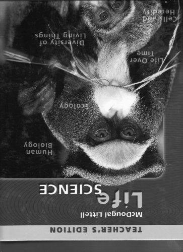 9780618412310: Life Science [Teacher's Edition] (McDougal Littell)