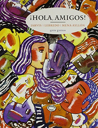 9780618413102: Hola Amigos! [With CDROM and CD (Audio)] (Spanish Edition)