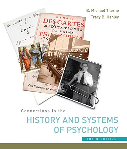 9780618415120: Connections in the History and Systems of Psychology