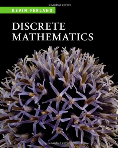9780618415380: Discrete Mathematics: an Introduction to Proofs and Combinatorics: Student Text