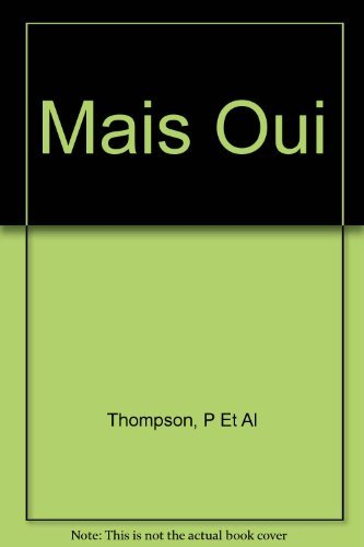 9780618420179: Mais Oui!: Introductory French And Francophone Culture