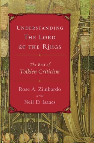 9780618422517: Understanding the Lord of the Rings: The Best of Tolkien Criticism