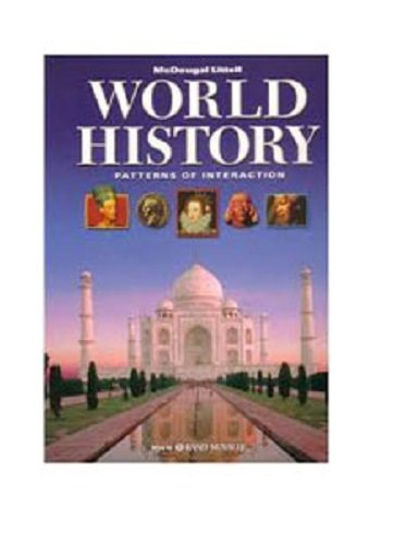 9780618422975: World History: Patterns of Interaction: Teacher Resource Package Survey