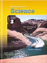 9780618423033: McDougal Littell Middle School Science: Student Edition Course 3 Integrated Course 3 2005
